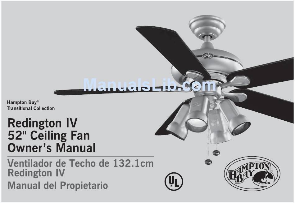 hampton bay redington fan wiring diagram with receiver