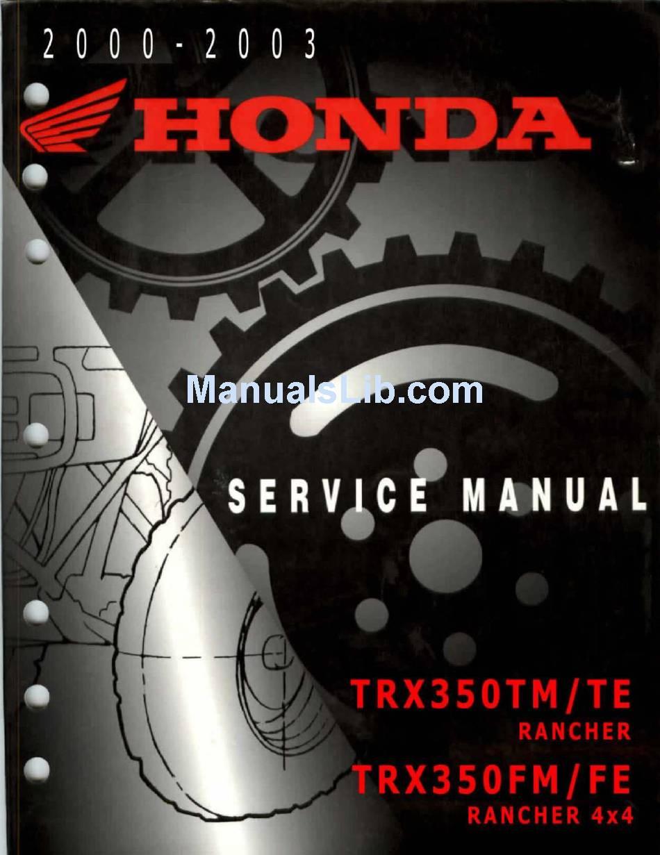 CHOKE 2000-2003 Honda TRX350FE//FM//TE//TM Fourtrax Rancher ATV Motion Pro Cable
