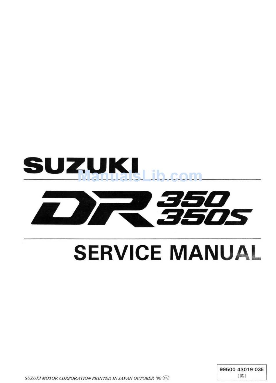 1998 Suzuki Dr350 Wiring Diagram from static-data2.manualslib.com