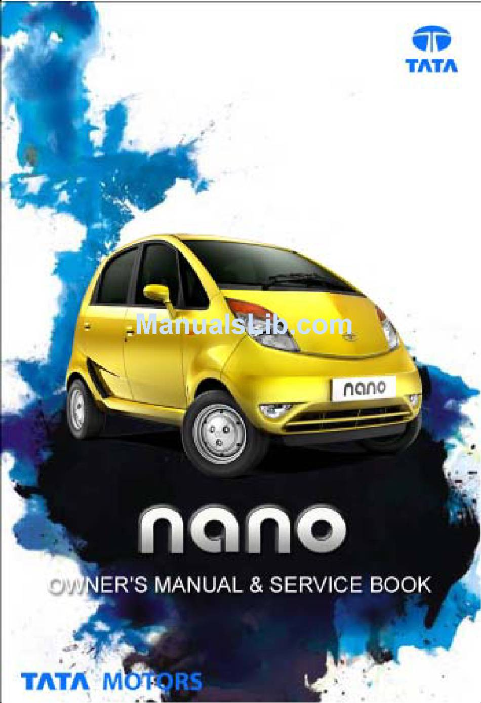 Tata Nano Electrical Wiring Diagram Pdf from static-data2.manualslib.com