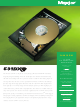 Maxtor 3.5-INCH DX Entry Level Hard Drive 531DX Specifications