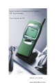 Nokia 3G 0800 015 0286 User Manual