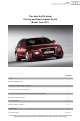 Audi A4 Pricing And Specification Manual