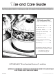 KitchenAid KGCR055G Use And Care Manual
