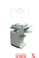Xerox WorkCentre Pro 423 Fax Manual