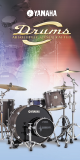Yamaha Drum Set ABD1520T Brochure