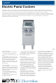 Electrolux 700XP Specifications