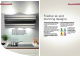 Electrolux Cooker Hoods Features