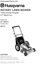 Husqvarna 917.38451 Illustrated Parts List