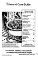 KitchenAid Thermal-Convection 9751683 Use And Care Manual