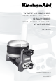 KitchenAid PRO LINE KPWB100 Instructions And Recipes Manual