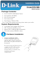 D-link DCS-1000 Installation Manual