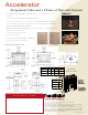 Hearth and Home Technologies Accelerator 4 14-1/8 Specifications