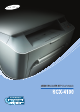 Samsung Laser MFP SCX-4100 User Manual