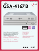 LG GSA-4167B Specifications