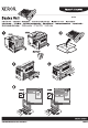 Xerox Phaser 3500 Options Manual
