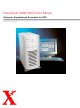 Xerox CSX 2000 Reference Manual