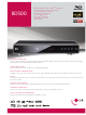 LG BD300 -  Blu-Ray Disc Player Specifications