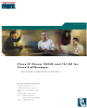 CISCO 7905 Phone Manual