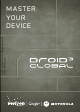 Motorola DROID 3 Global Master Manual