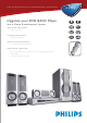 Philips LX700/25S Specifications