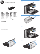 HP CP4525n - Color LaserJet Enterprise Laser Printer Install Manual