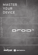 Motorola DROID 4 by User Manual