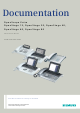 Siemens OpenStage 40 Administration Manual