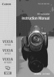 Canon VIXIA HF R20 Instruction Manual