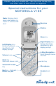 Motorola Motorola V186 User Manual