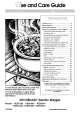 KitchenAid KESC300 Use And Care Manual
