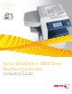 Xerox WorkCentre 7830 Specifications