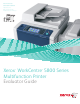 Xerox WorkCentre 5865 Evaluator Manual