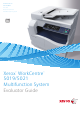 Xerox WorkCentre 5019 Specifications