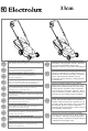 Electrolux Lawn Mower Important Information Manual