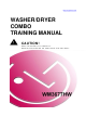 LG WM3677HW Training Manual