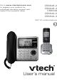 Vtech CS6648-2 User Manual