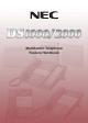 NEC DS2000 Feature Handbook