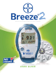 Bayer HealthCare Breeze 2 User Manual