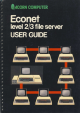 Acorn computer econet level 2/3 User Manual