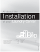 Frigidaire Laundry Center Installation Manual