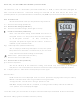 Fluke 112 Quick Start Manual