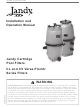 Jandy CL Versa-Plumb Series Installation And Operation Manual