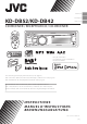 JVC KD-DB52 Instructions Manual