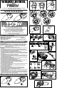 Black & Decker Dust Buster CHV7200 Instruction Manual