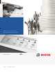 Bosch SP Series Instruction Manual