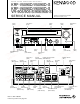 Kenwood KRF-V5090D Service Manual
