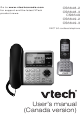 VTech CS6648-3 User Manual