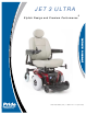 Pride Mobility JET 3 ULTRA Owner's Manual