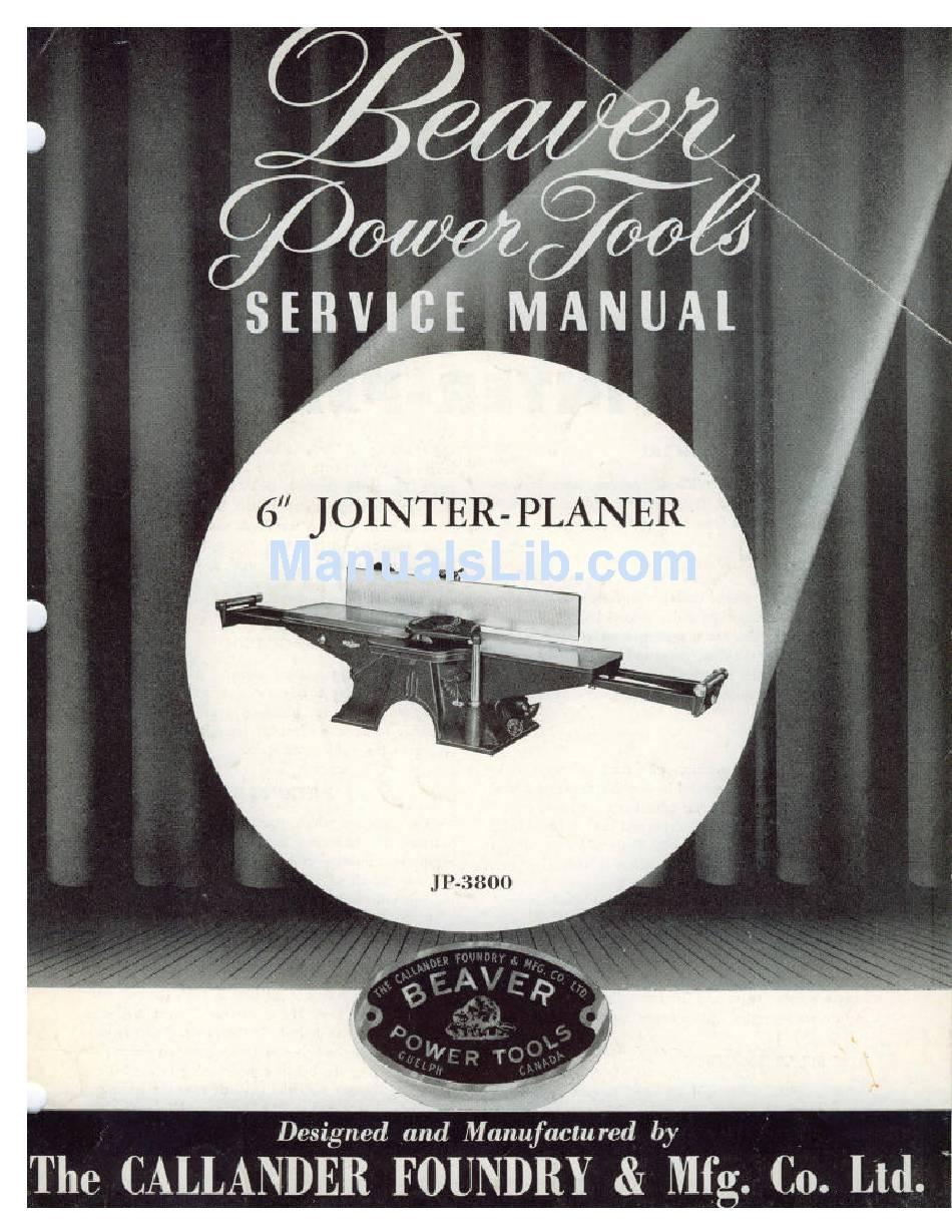 Beaver Power Tools Jp